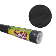 Chalkboard Better than Paper Bulletin Board Fabric, Four 4' x 12' Rolls