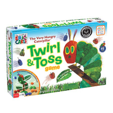 Very Hungry Caterpillar Twirl & Toss Game