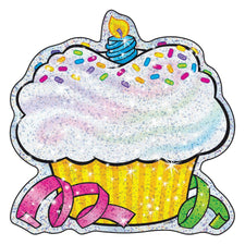 Birthday Cupcakes Classic Accents®–Sparkle