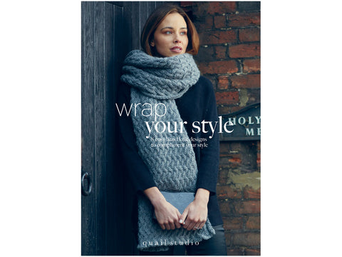Wrap Your Style by Quail Studio