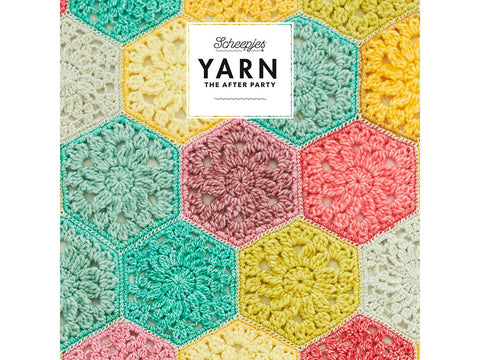 YARN The After Party 42 - Confetti Blanket