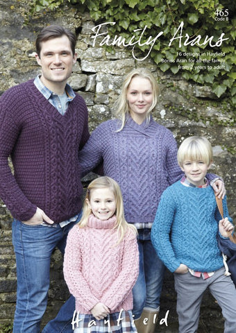 Hayfield Family Arans (465B)