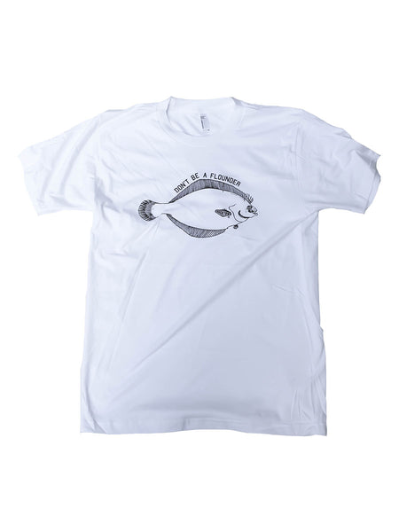 Don't be a Flounder Tee