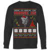 """Home Is Where The Horse Is"" Christmas Sweater"