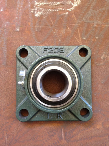 4 Bolt Flange Housing with Bearing