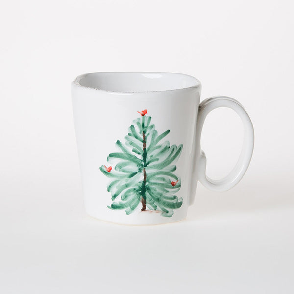 Lastra Holiday Mug