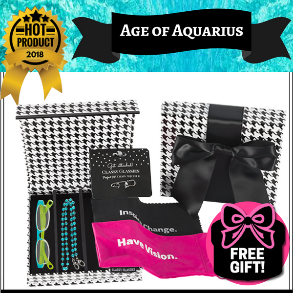 """Age of Aquarius"" 6-Piece Set"