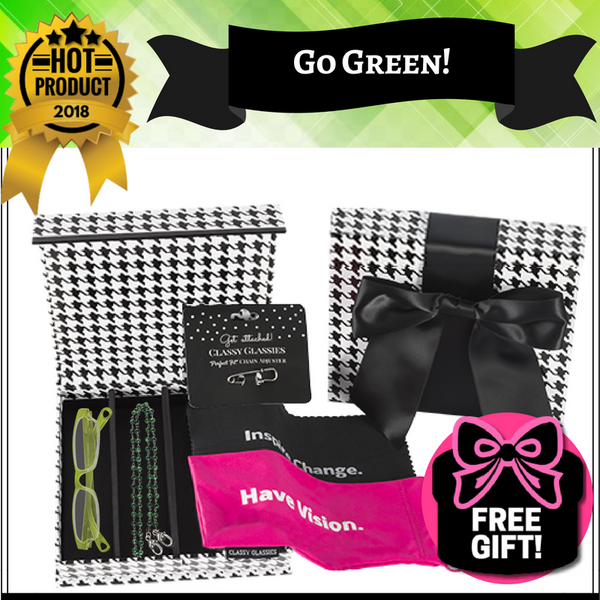 """Go Green!"" 6-Piece Set"