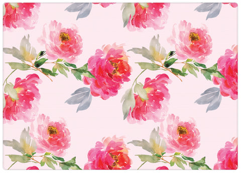 FINAL SALE Floral Oasis Play Mat