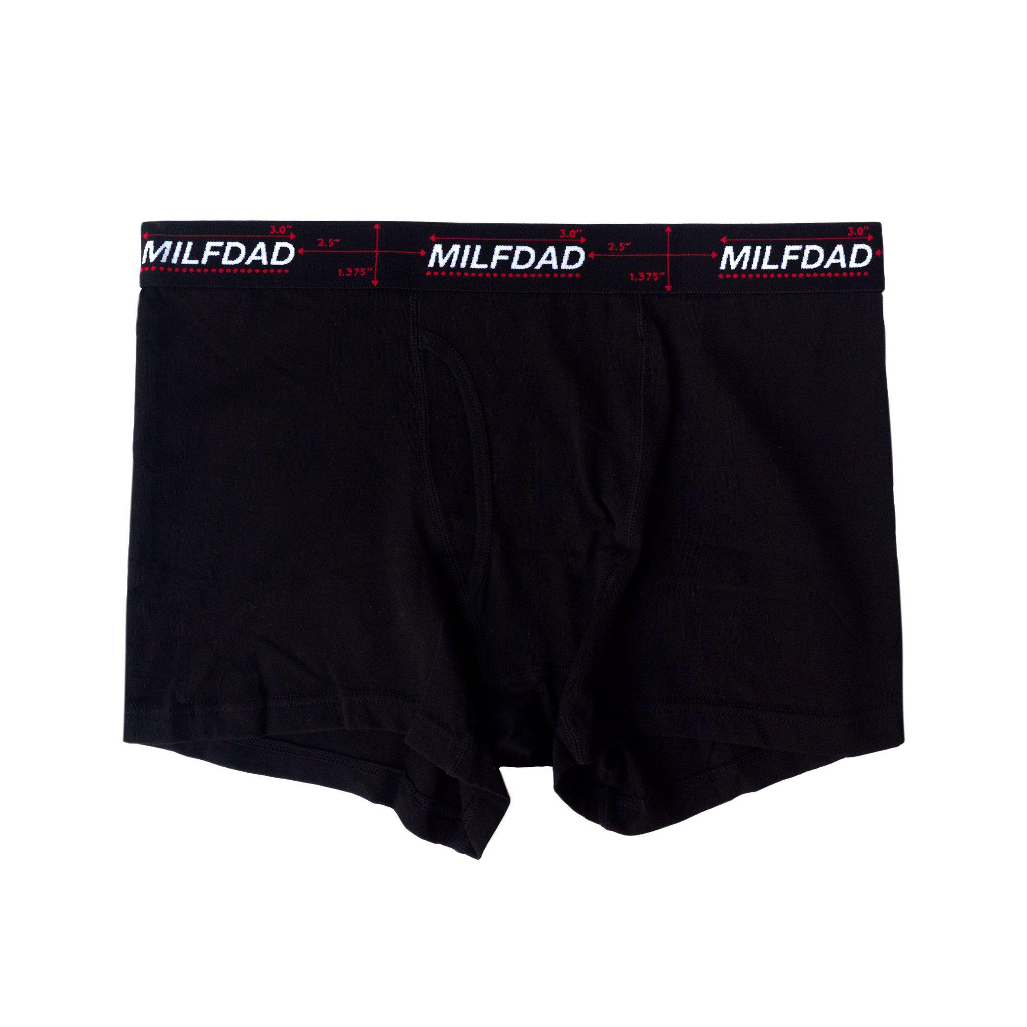 BOXER BRIEFS 2 PACK-MILFDAD