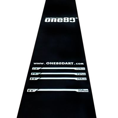 One80 Rubber Dart Mat