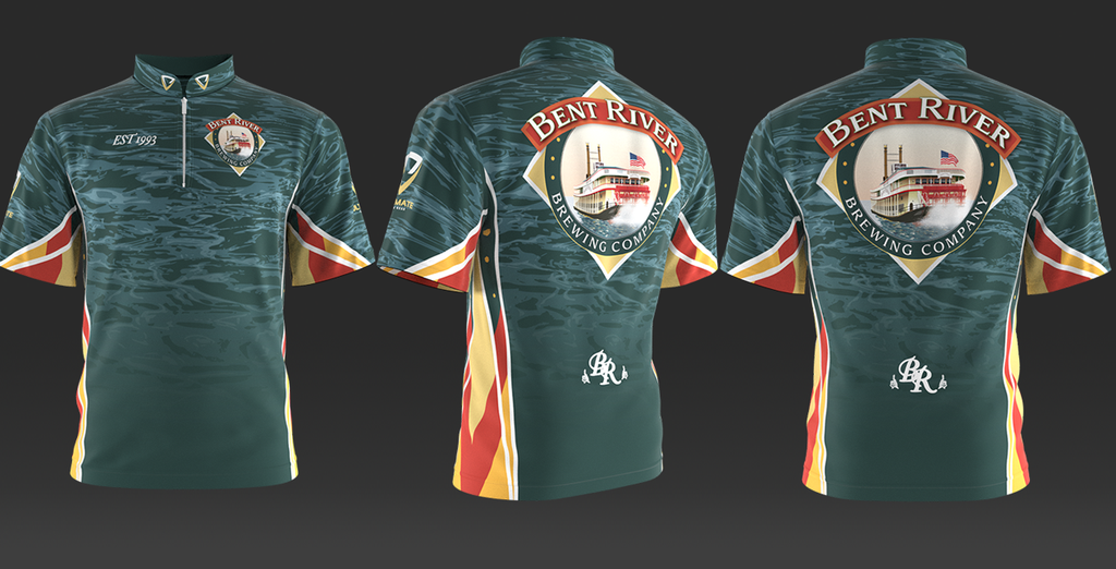 Bent River Brewery Jersey