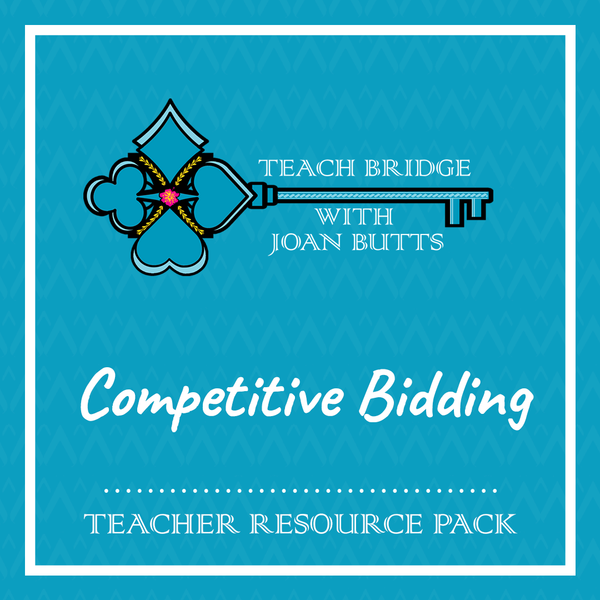 Competitive Bidding Teacher Resource Pack