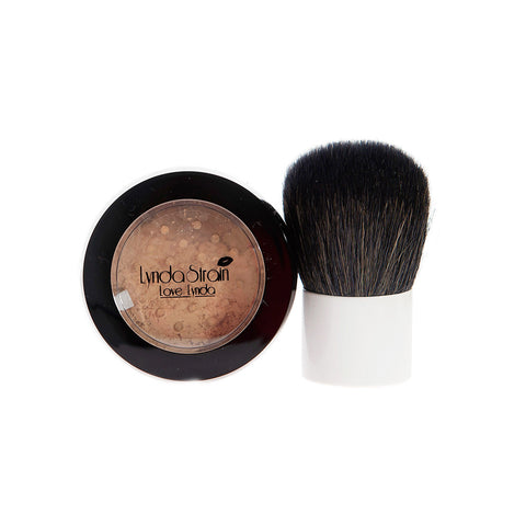 Love Lynda Mineral Foundation - LL Warm 3