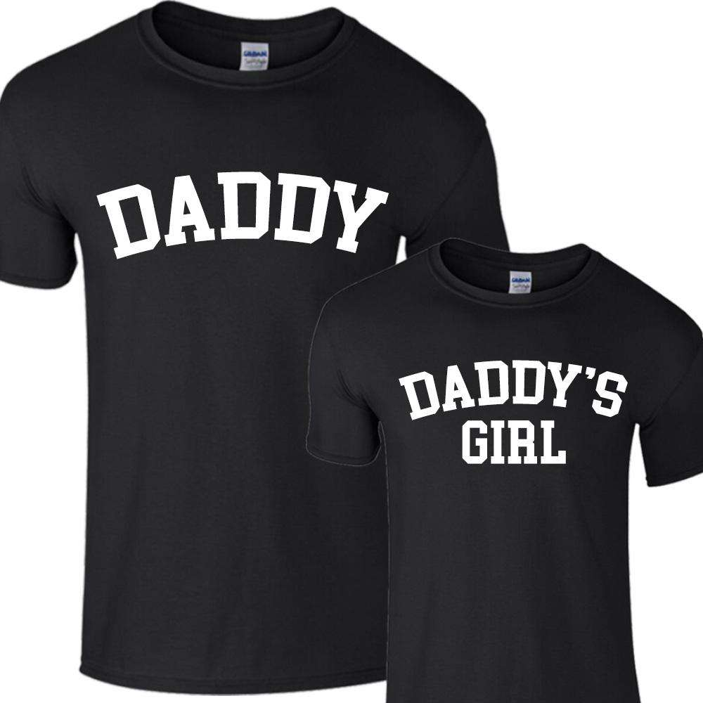 Daddy & Daddy's Girl New College Tees (MRK X)