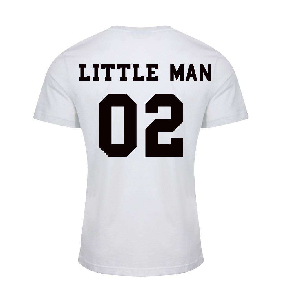 Big Man & Little Man Bestie/Brother Matching Tees (MRK X)