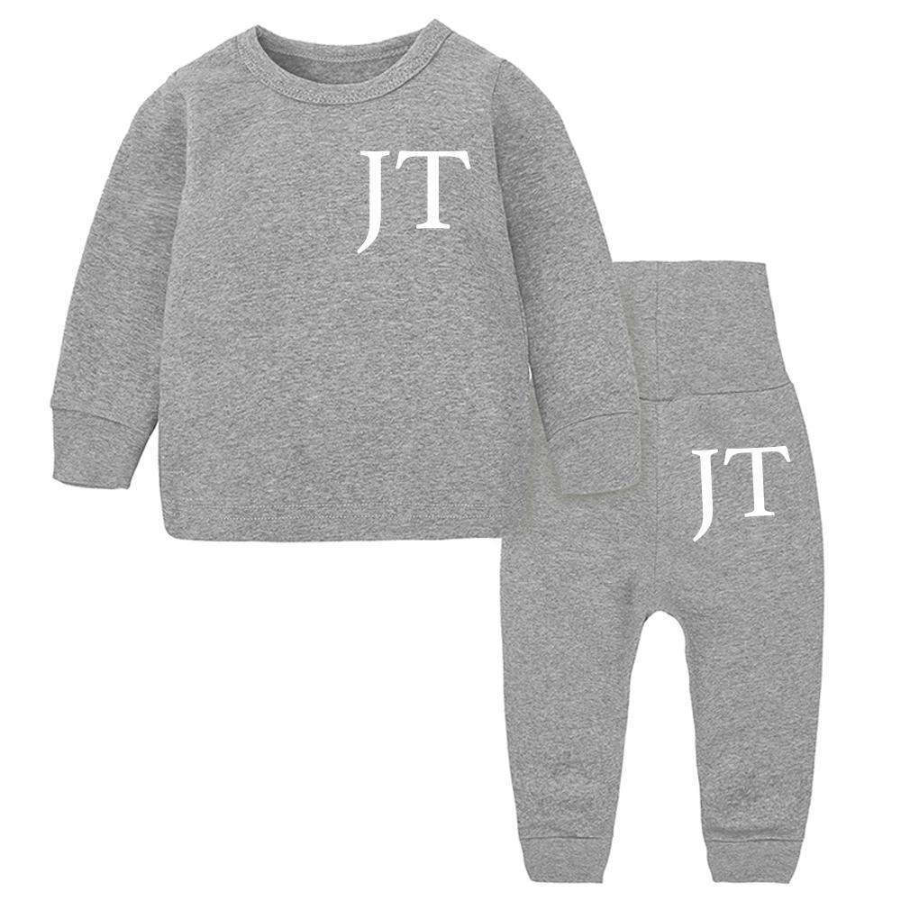 Personalised Initial London Tracksuit (3m-7 Years) (MRK X)