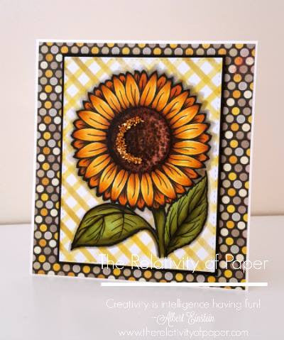 Large Sunflower (5044-S)
