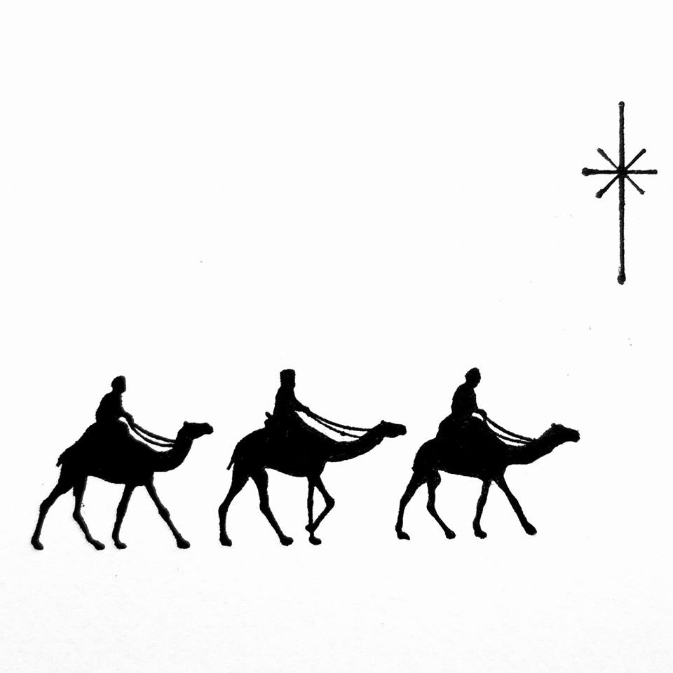 Three Wise Men (2503-H)
