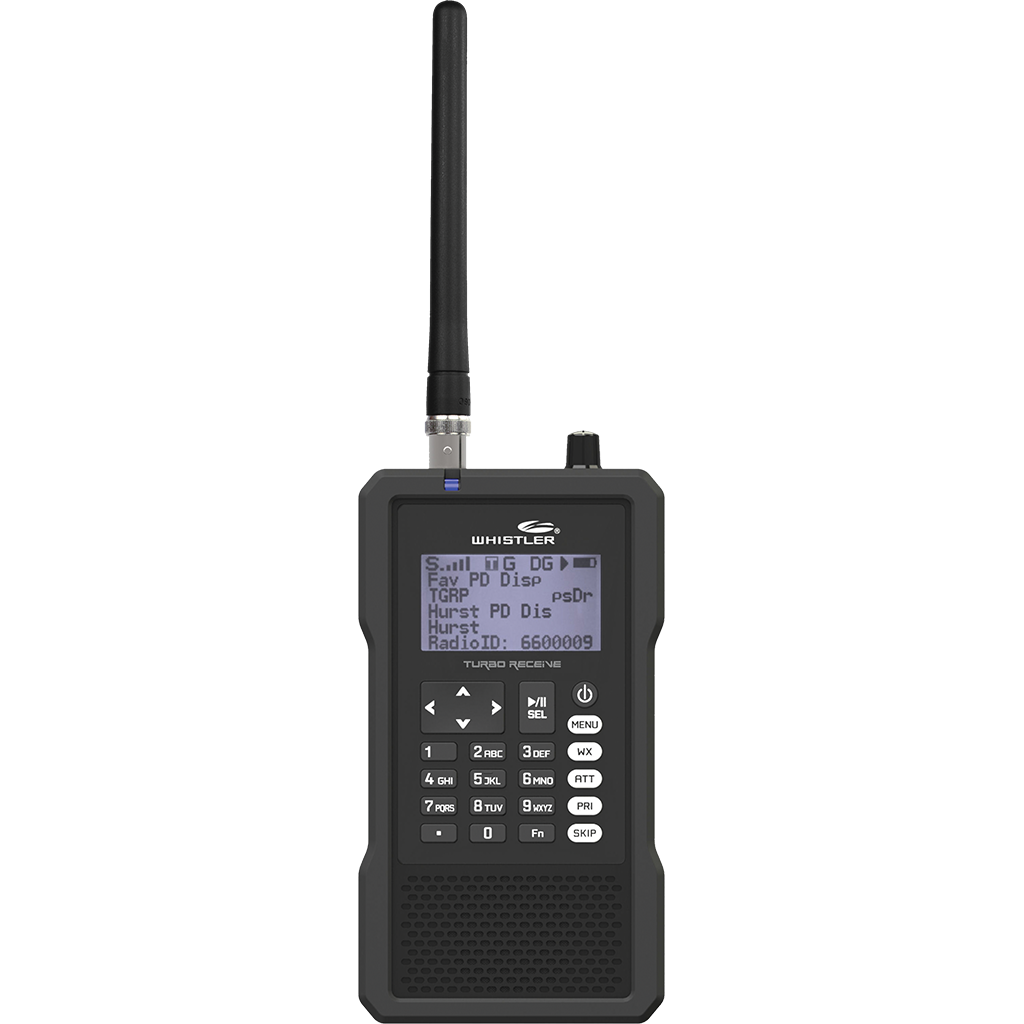 TRX-1 Digital Scanner Radio - Handheld