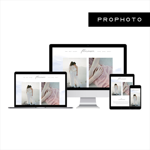 Florence ProPhoto 7 Template