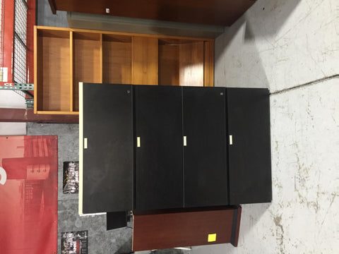 File cabinet, four drawer