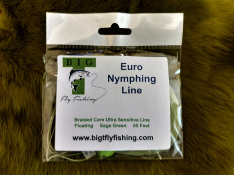 Euro-Nymphing Line