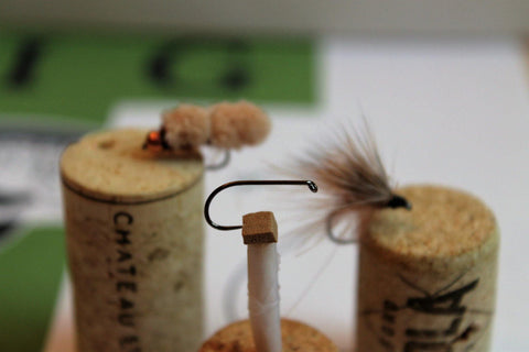 Barbless Wide Gap Dry Fly Hook 25 Pack