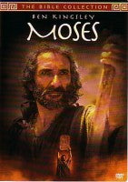 BIBLE COLLECTION - MOSES DVD