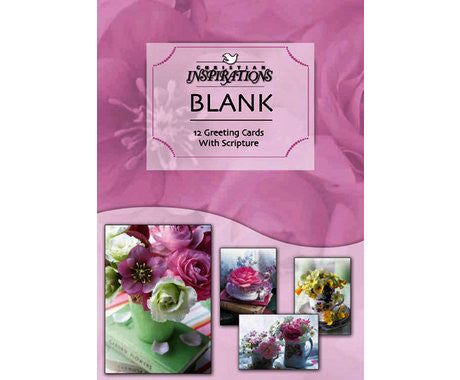 BOXED CARDS - BLANK - TEACUP WISHES