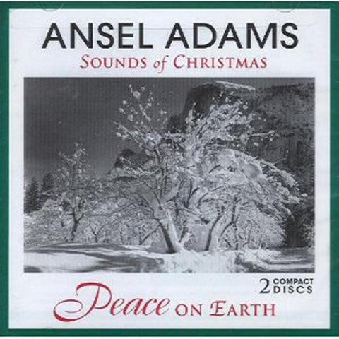 ANSEL ADAMS SOUNDS OF CHRISTMAS PEACE ON EARTH-CHRISTMAS