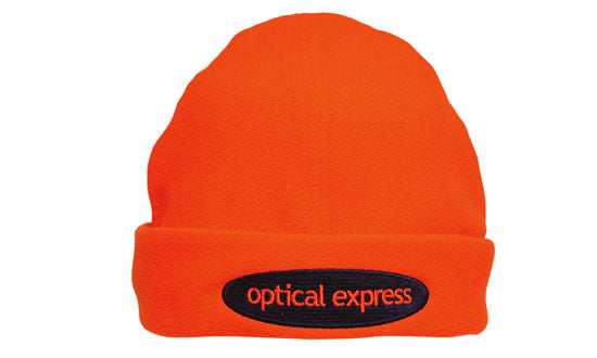 Microfleece Safety Beanie