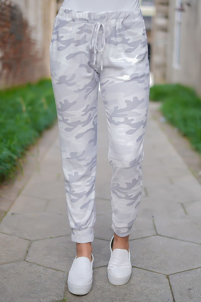 Stand By Me Camo Joggers