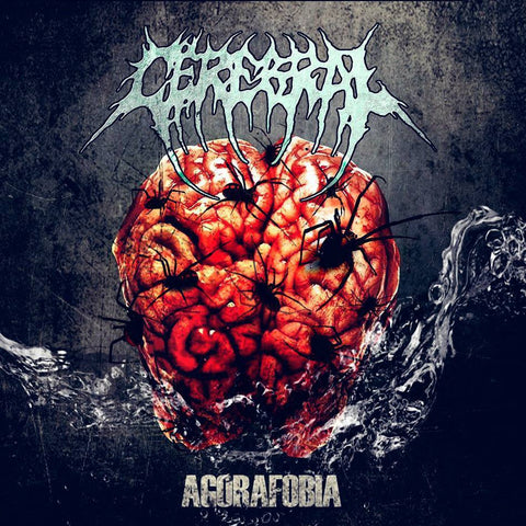 CEREBRAL - Agoraphobia EP CD