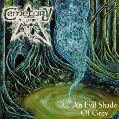 Cemetary - An Evil Shade Of Grey CD