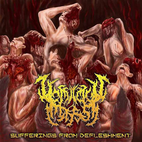 VOMITOUS MASS | Sufferings From Defleshment CD