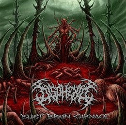 DISPHEXIA - Blast Brain Carnage CD