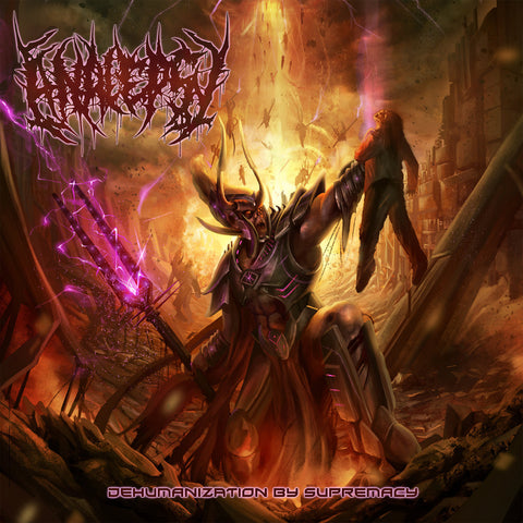 ANALEPSY - Dehumaniztion by Supremacy EP CD