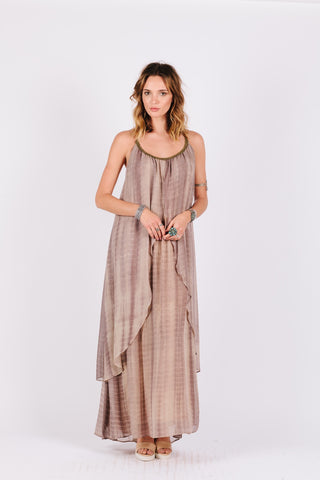APHRODITE MAXI DRESS - Epethiya