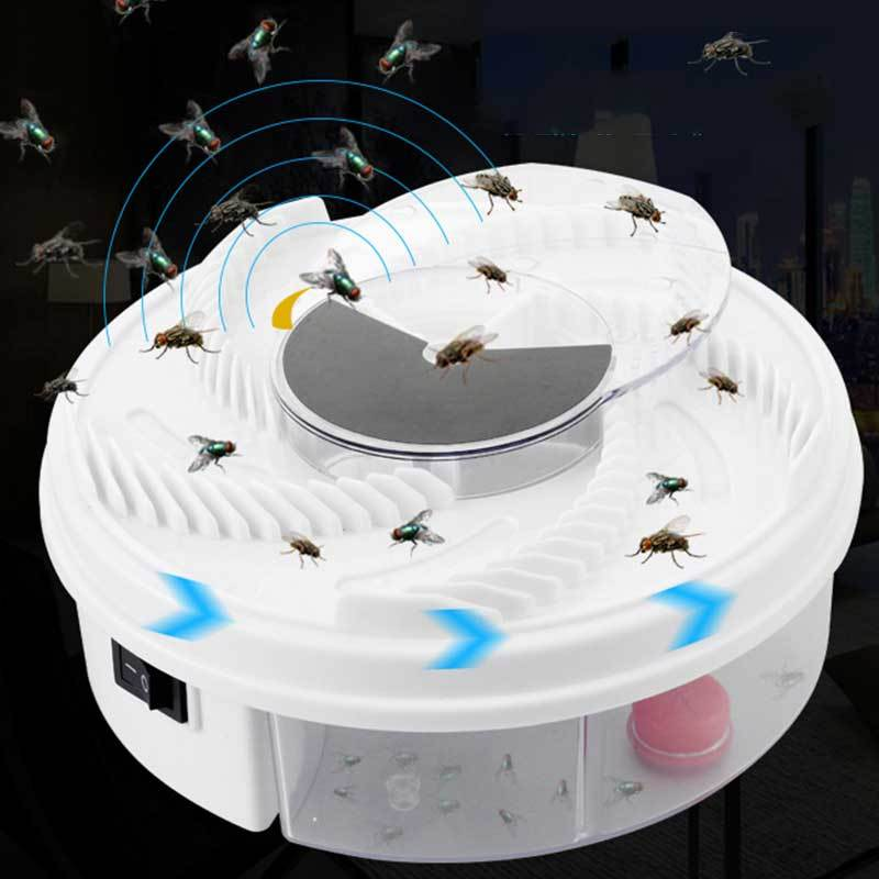 Electronic Fly Trap