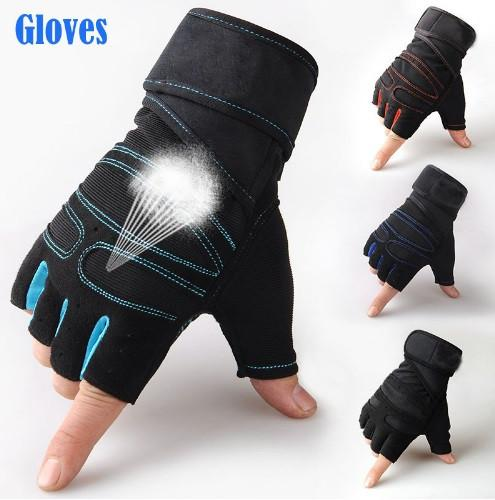Sports Fitness Exercise Training Gym Gloves For Men And Women, 1 Pair