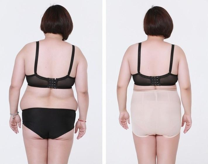 Plus Size Waist Shaping Panty