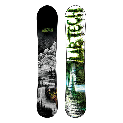 LIB TECH SKUNK APE WIDE SNOWBOARD - 2020