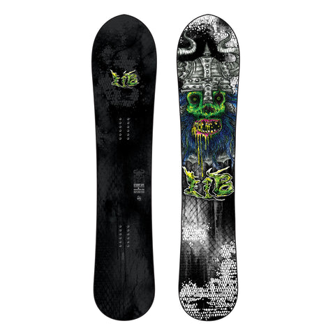 LIB TECH STUMP APE WIDE SNOWBOARD - 2020