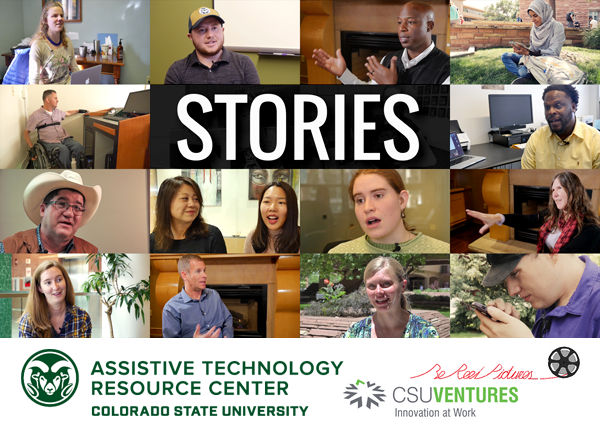Stories of Inclusive Technology: Diversity, Accessibility & Universal Design