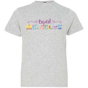 Expect Miracles - Infant and Youth Shirts