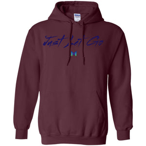 Just Let Go - Basic Unisex Hoodies & Sweatshirts