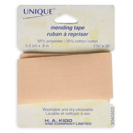 1 yard Mending Tape - Beige