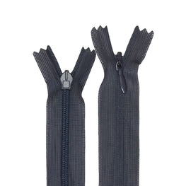 Invisible Zippers - #579 Charcoal