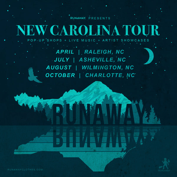 Runaway unveils 'New Carolina' ahead of expansion
